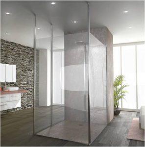 kit-poteau-angle-sol-plafond-alu-chrome-douche-en-verre