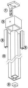 plan-kit-poteau-angle-sol-plafond-douche-en-verre